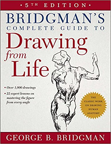 14 Best Figure Drawing Books for Beginners (2018 Update)