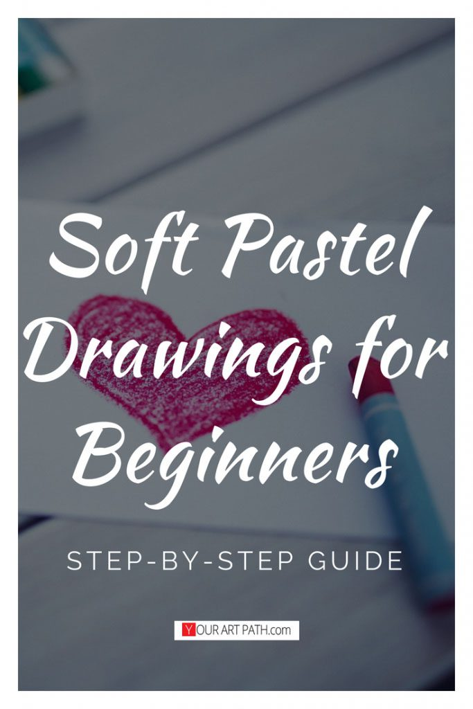Soft Pastels Drawings For Beginners Pastels Paper Books