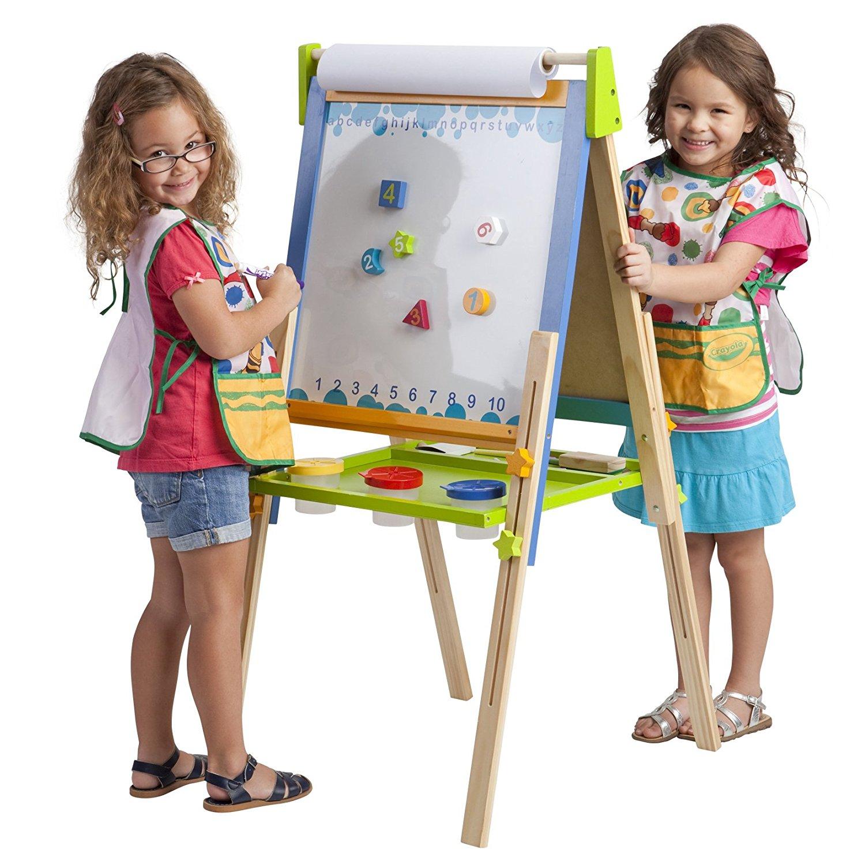 5 best easels for children creative kid and toddler. Black Bedroom Furniture Sets. Home Design Ideas