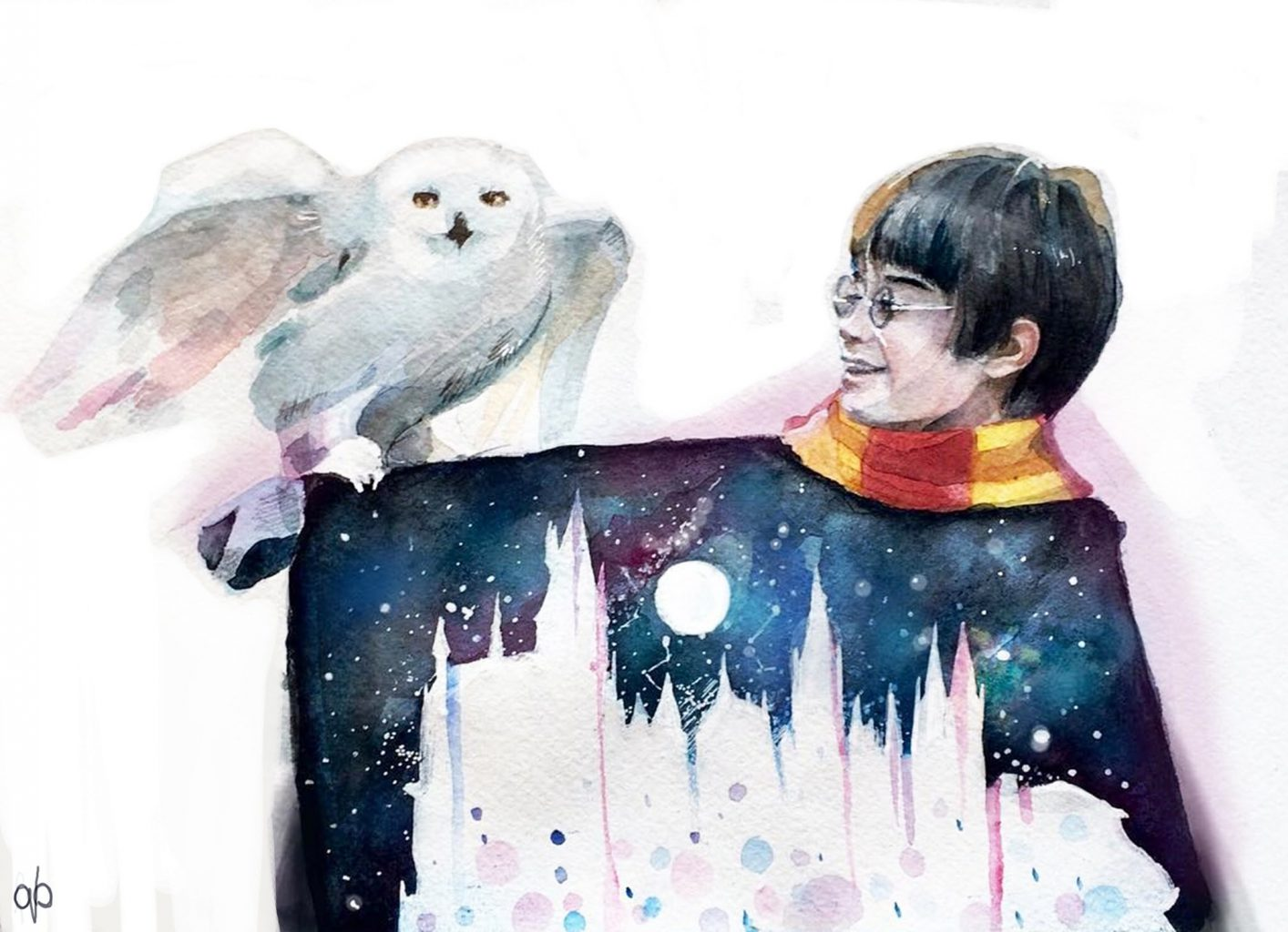 Harry Potter Fan Art In 12 Magical Styles A Collection You Need To See