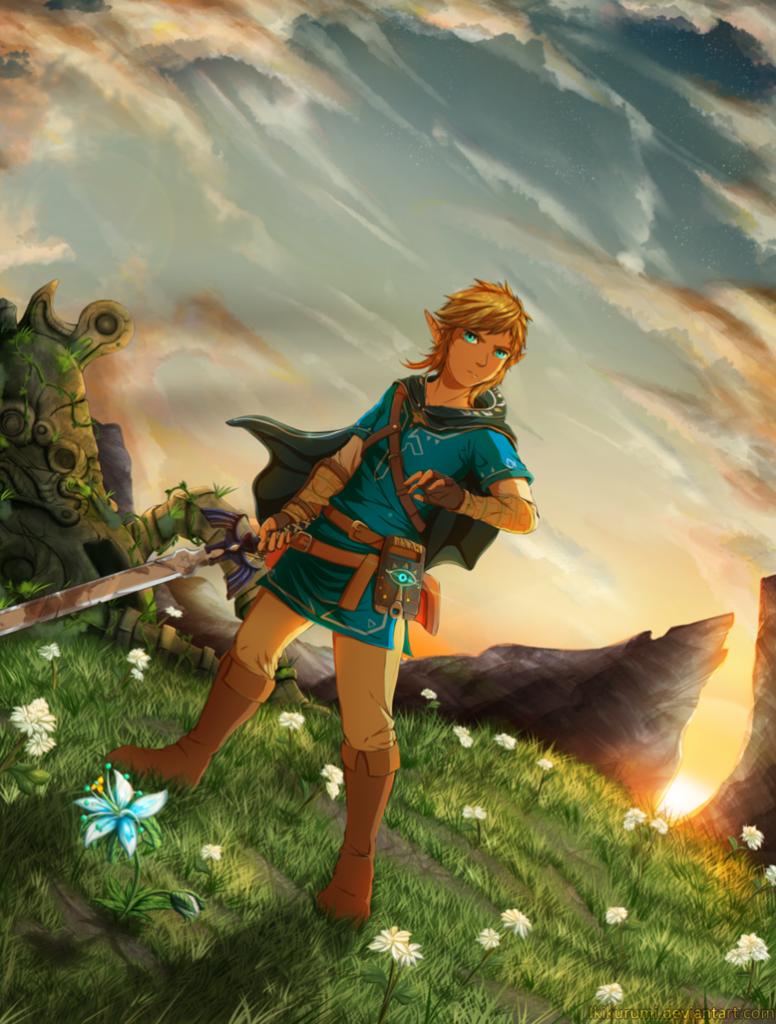 The Legend Of Zelda Fan Art 26 Epic Artworks